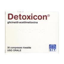 Detoxicon 30 Cpr