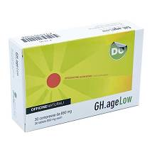 GH AGE LOW 30CPR 850MG