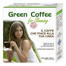 GREEN COFFEE FOR SLIMMING 140G