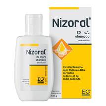 JOHNSON & JOHNSON SPA NIZORAL Shampoo Flacone 100g 20MG/G 2%