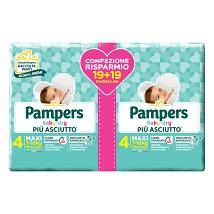 PAMPERS BABY DRYDUO DWCT MAX38