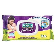 PAMPERS Sensitive Salviette Aloe 63 pezzi