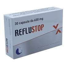 REFLUSTOP 30CPS 500MG