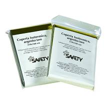 SAFETY Coperta Anti-infortunistica