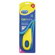 SCHOLL GEL ACTIV EVERYDAY D