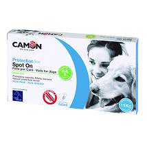 SPOT ON CANE OLTRE 10KG 5X5ML