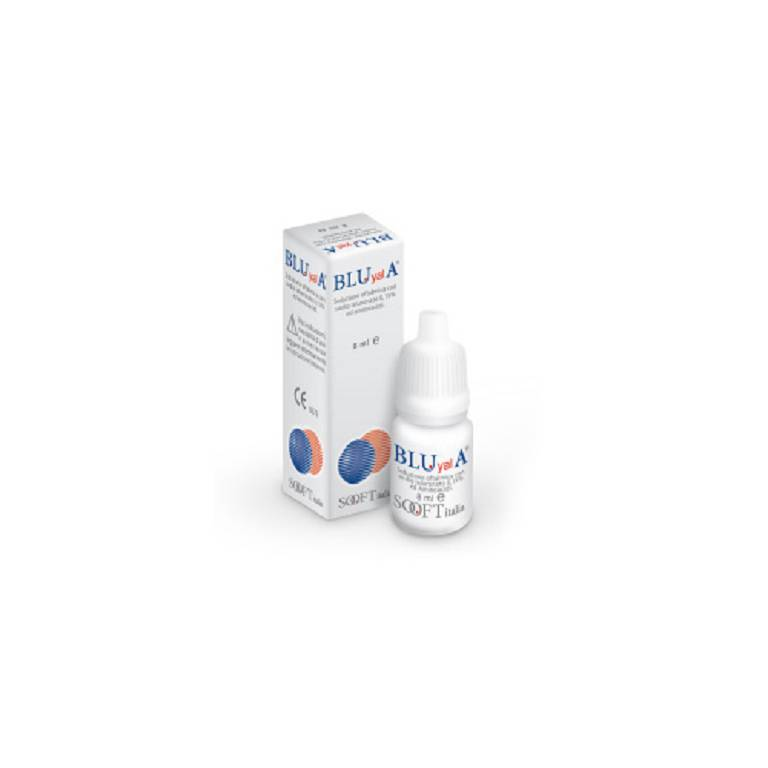 BLUYAL GOCCE OCULARI 8ML