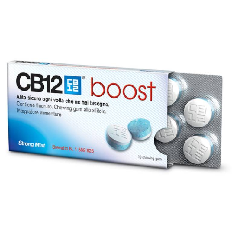 CB12 BOOST 10CHEWING-GUM