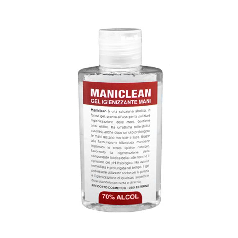 Gel igienizzante mani 70% alcohol 80ml