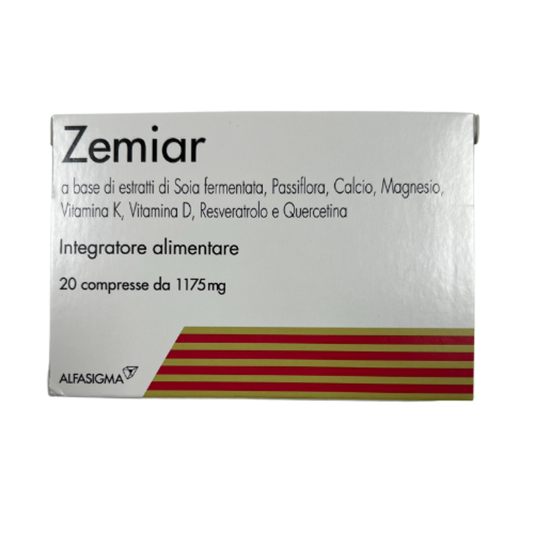 ZEMIAR 20CPR 1160MG