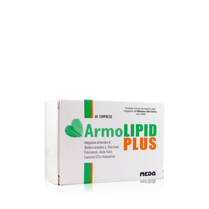 ARMOLIPID PLUS 60 Compresse Meda Pharma spa