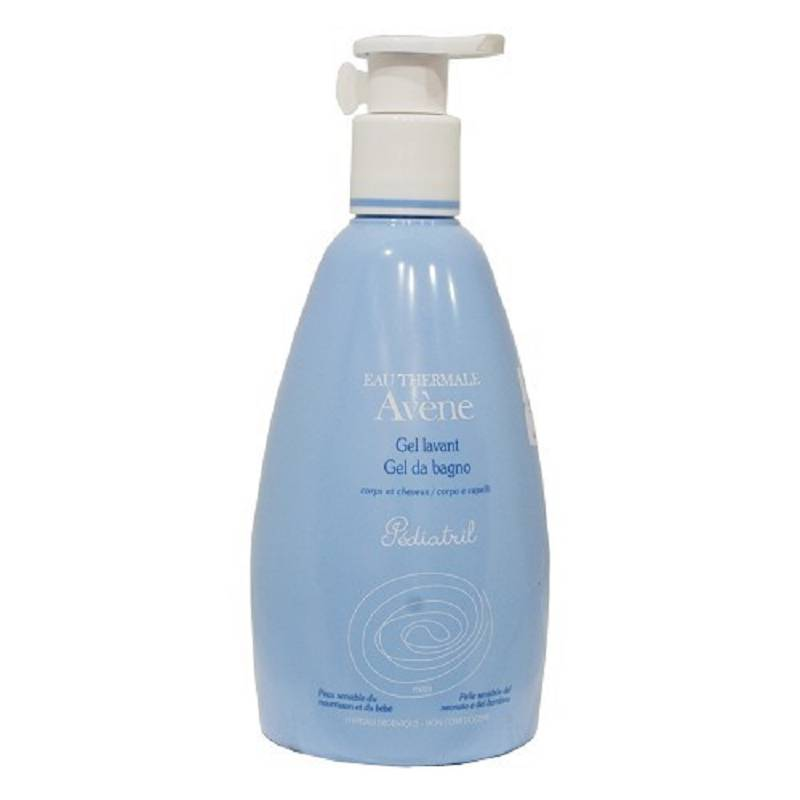 AVENE PEDIATRIL GEL BAGNO500ML
