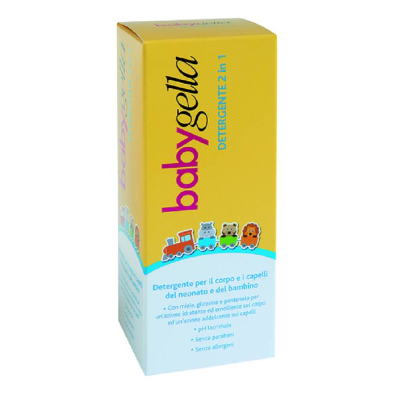 BABYGELLA DET 2IN1 150ML