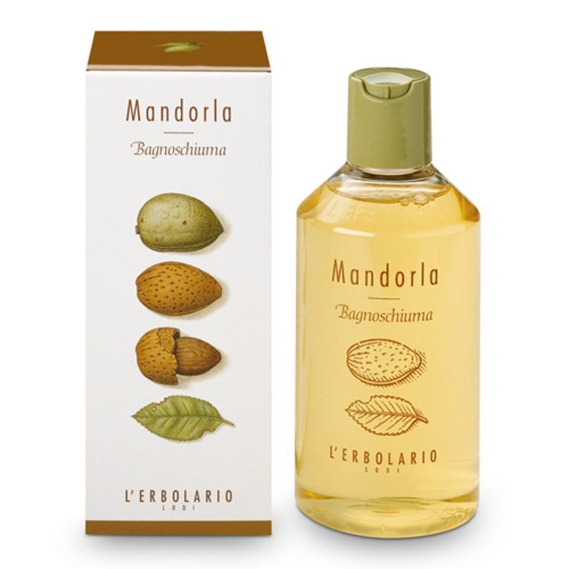BAGNOSCHIUMA MANDORLA 250ML