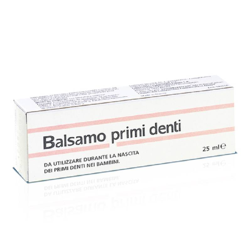 BALSAMO PRIMI DENTI 25ML