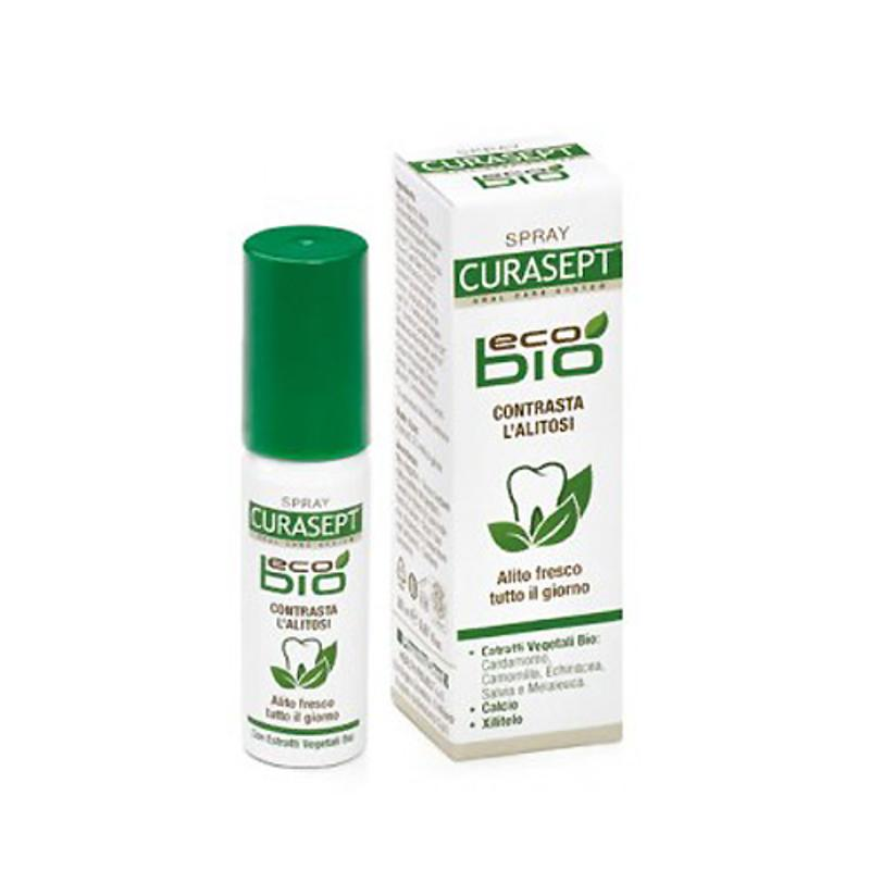 Curasept Spray Ecobio per Alitosi 20 ml