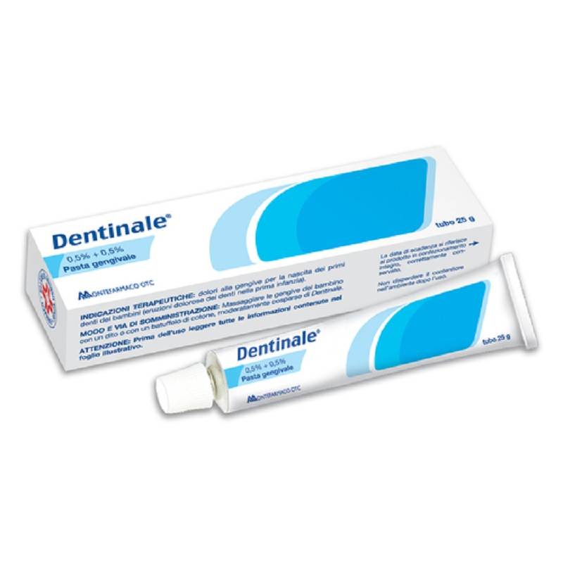DENTINALE*PASTA GENGIVALE 25G
