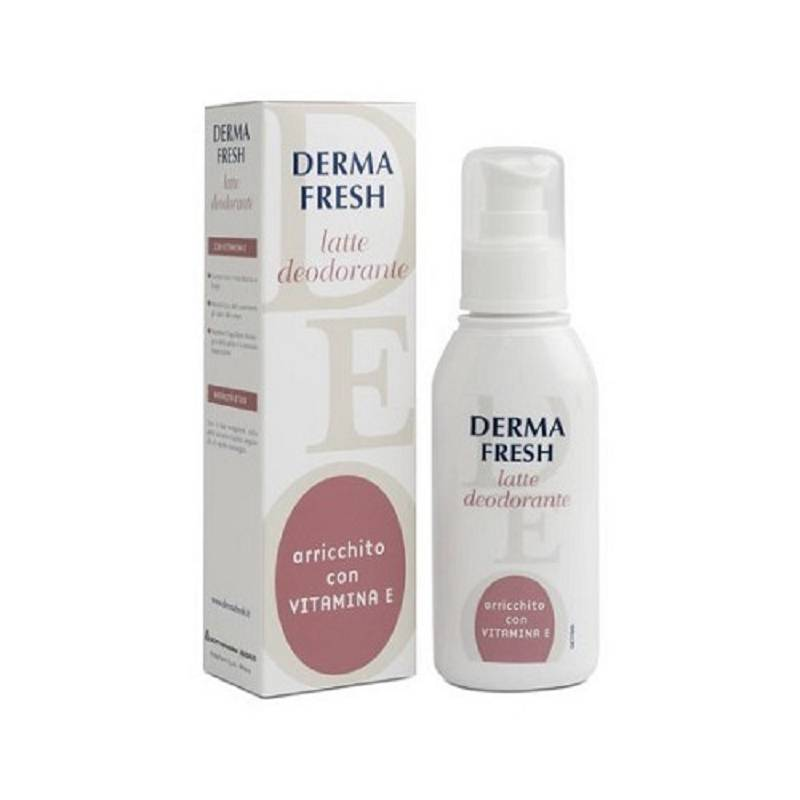 DERMAFRESH LATTE DEOD 100ML