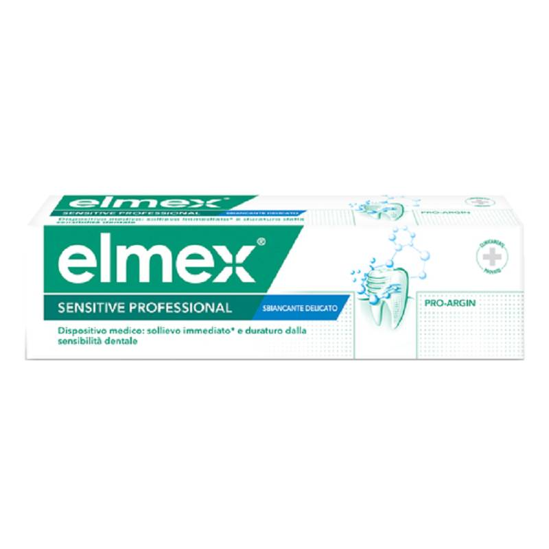 ELMEX SENSITIVE PROF WHITEN