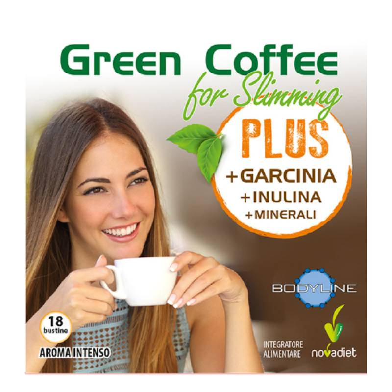GREEN COFFEE FOR SLIMMING DECA