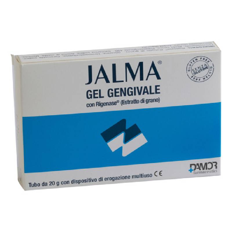 JALMA GEL GENG+APPLICATORE 20G
