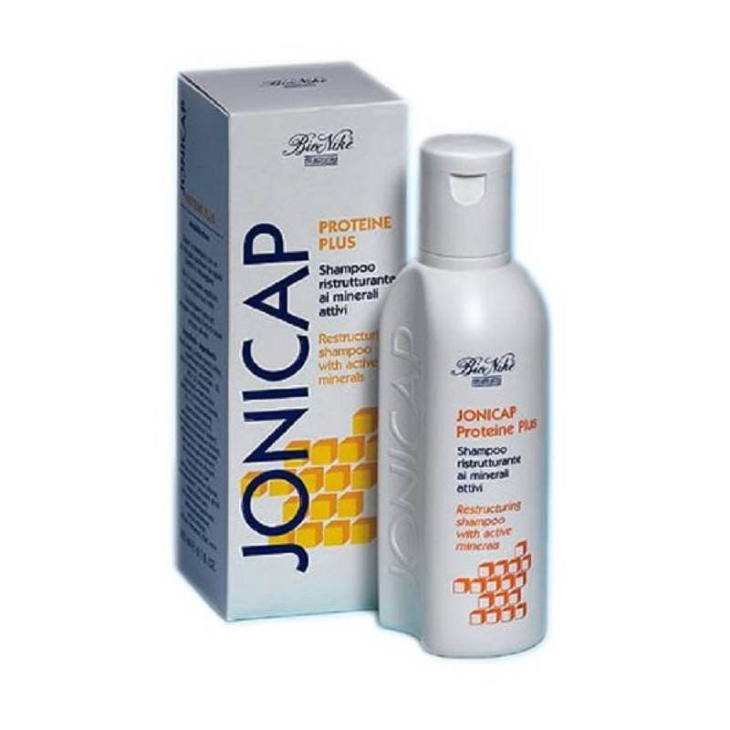 JONICAP PLUS SH RISTRUTT 200ML
