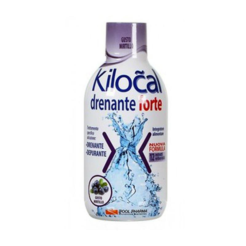 KILOCAL Drenante Forte Mirtillo 500 ml