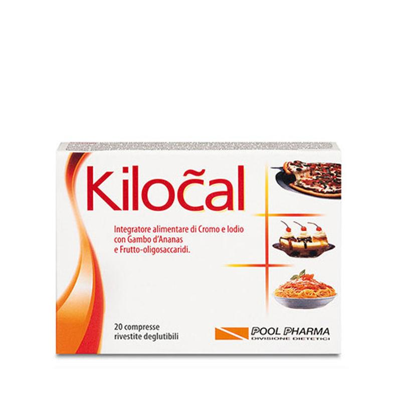 Kilocal Integratore dietetico 10 compresse rivestite