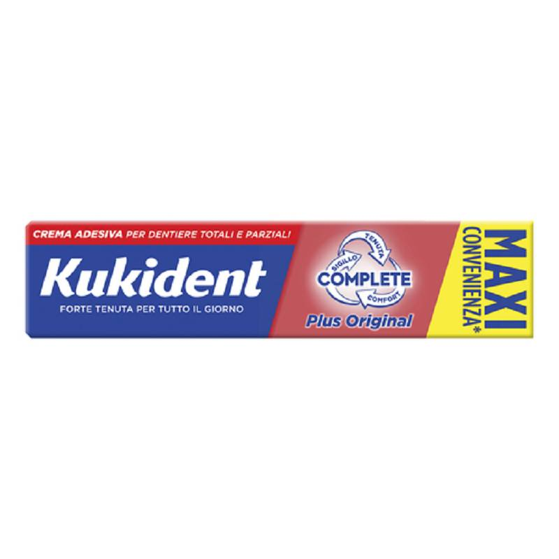 KUKIDENT PLUS COMPLETE 70G