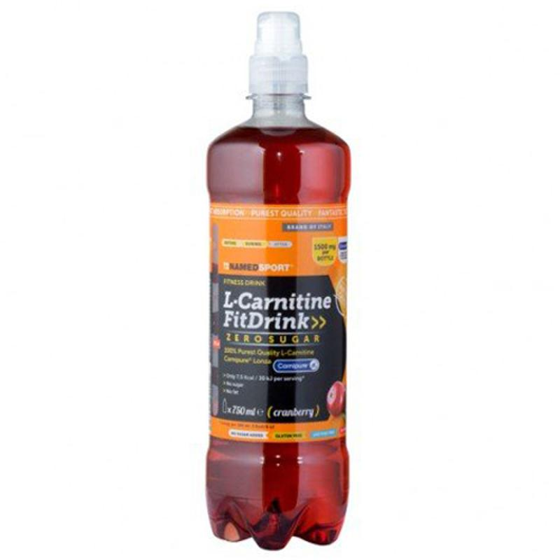LCARNITINE FIT DRINK CRA 750ML
