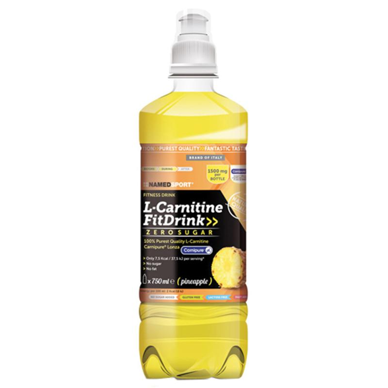 LCARNITINE FIT DRINK PINEAPPLE