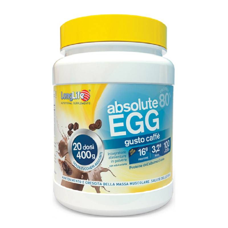 LONGLIFE ABSOLUTE EGG CAFFE