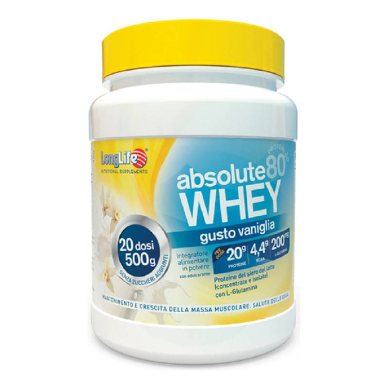 LONGLIFE ABSOLUTE WHEY VAN
