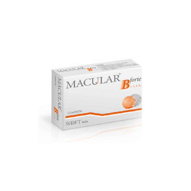 MACULAR B FORTE 20CPR