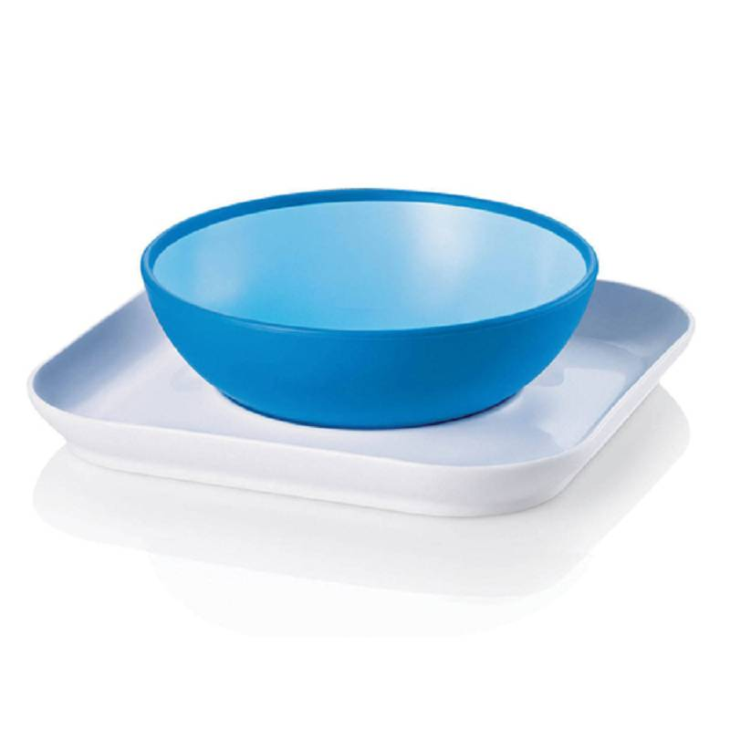 MAM BABY'S BOWL&PLATE PIA+SOTT