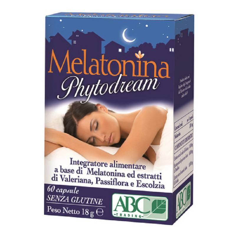 MELATONINA Phytodream  60 capsule