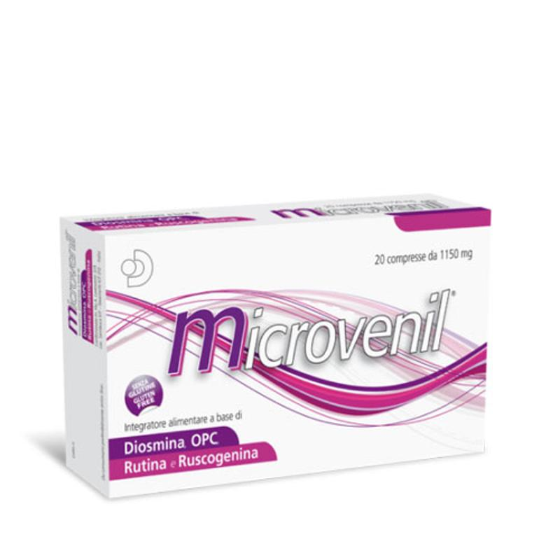 MICROVENIL 20CPR 1150MG