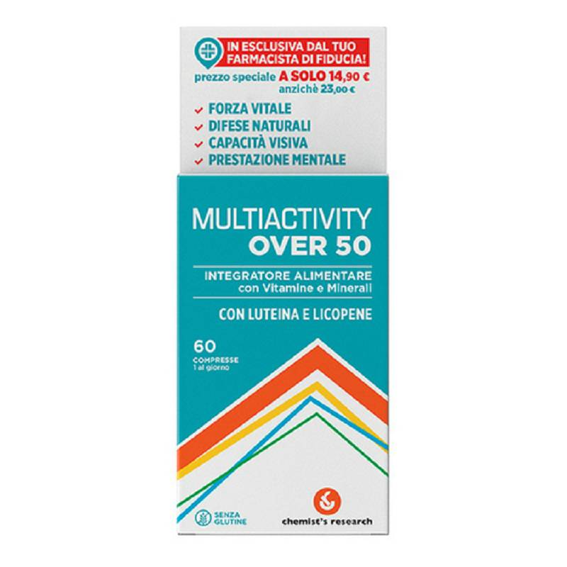 MULTIACTIVITY OVER 50+60CPR