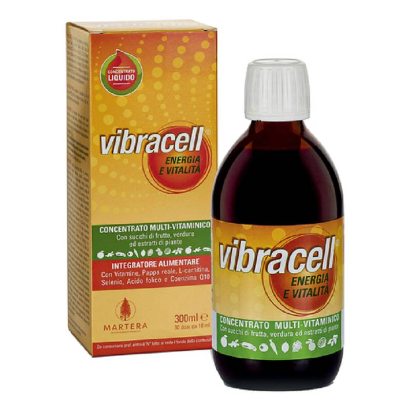 NAMED SPA VIBRACELL 300ml Integratore ENERGIA vitalità