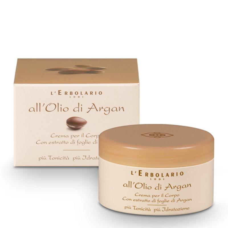OLIO ARGAN CREMA CORPO 250ML