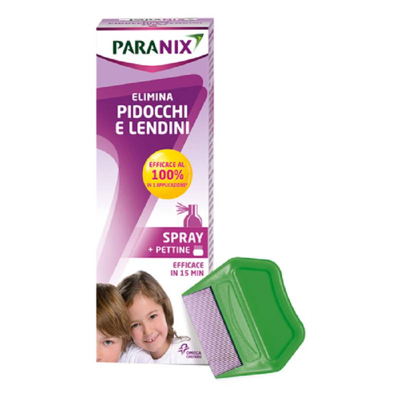 PARANIX SPRAY TRATTAM100ML+PET