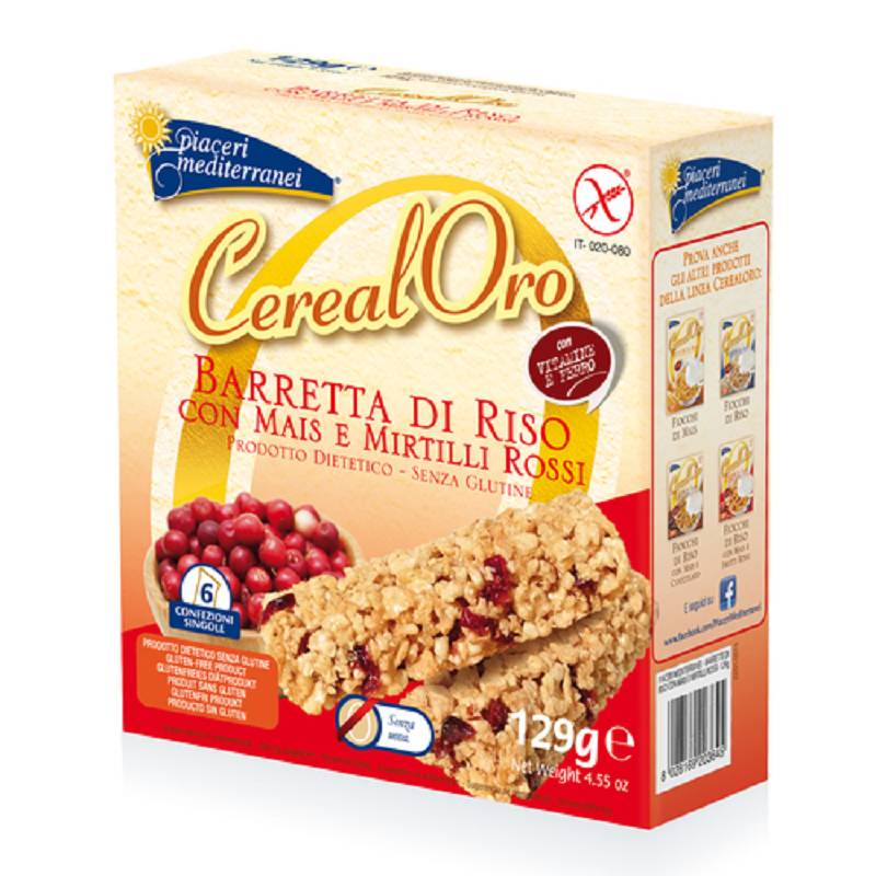 PIACERI MEDIT CEREALORO BAR RI