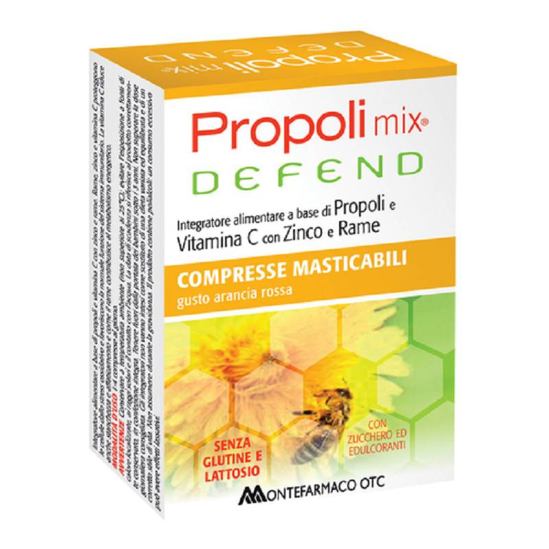 PROPOLI MIX DEFEND 30CPR MAST