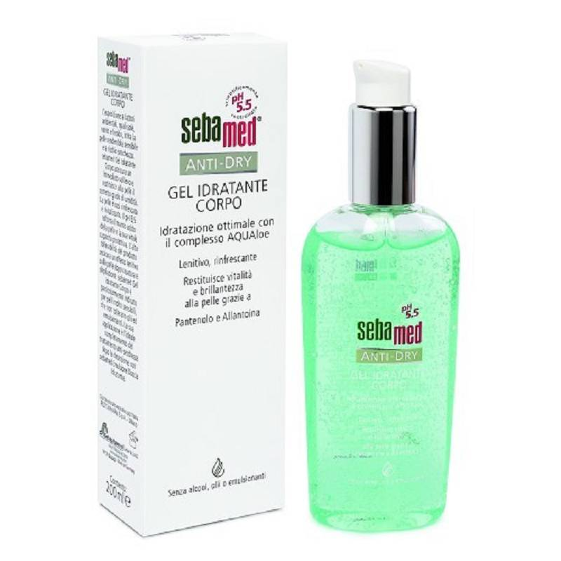 SEBAMED GEL IDRAT CORPO 200ML