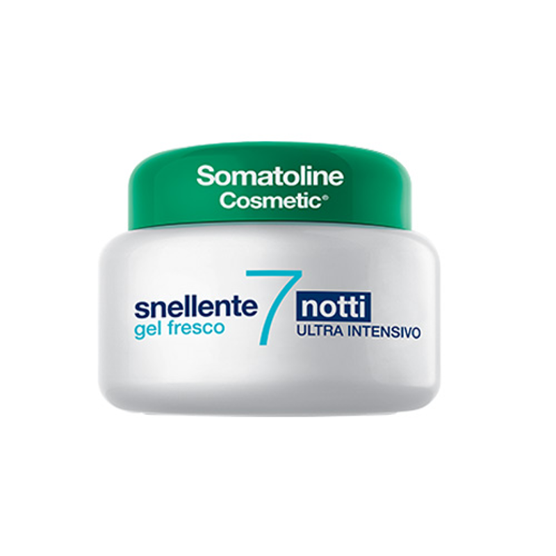 Somatoline Cosmetic Snellente 7 Notti Ultra Intensivo Gel Fresco 250 ml
