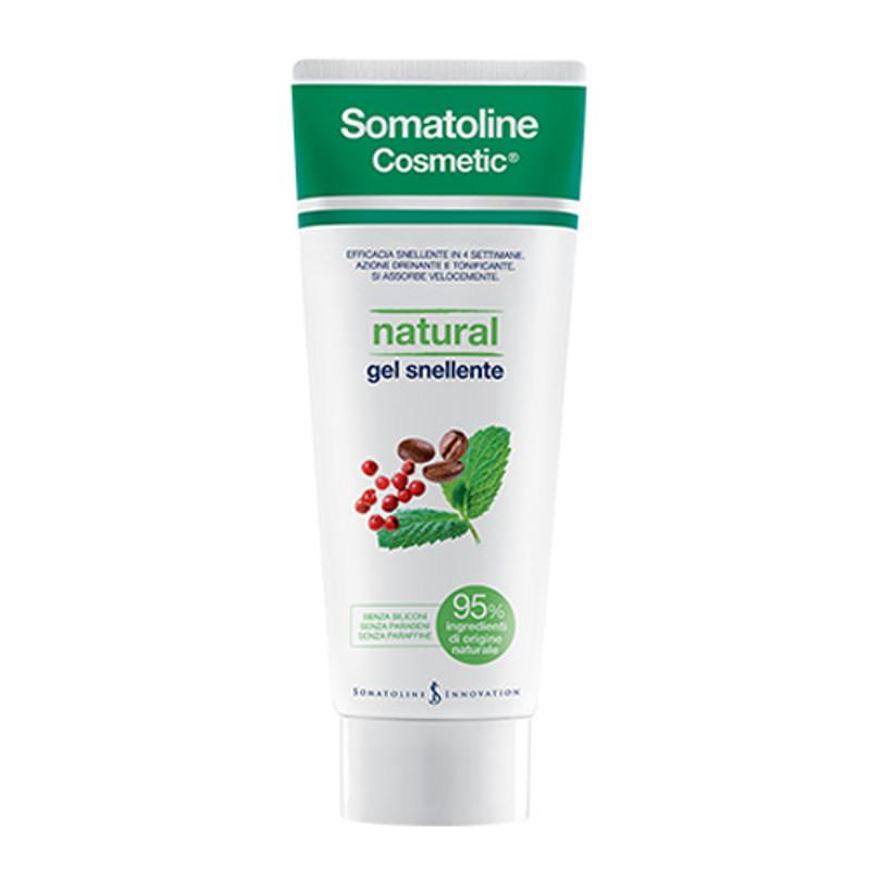 SOMATOLINE COSMETIC SNELLENTE NATURAL GEL 250ML