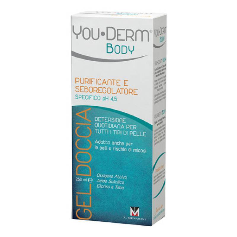 YOUDERM PELLE PURA BODY 250ML