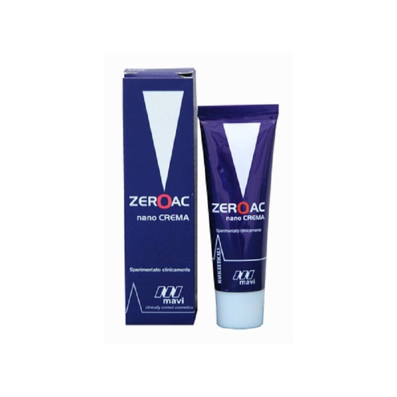 ZEROAC CR TUBO 30ML