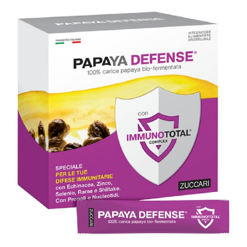 ZUCCARI PAPAYA DEFENSE 30STICK